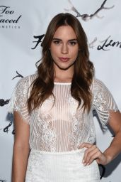 Christa B. Allen – For Love and Lemons 2014 SKIVVIES Party in Los Angeles