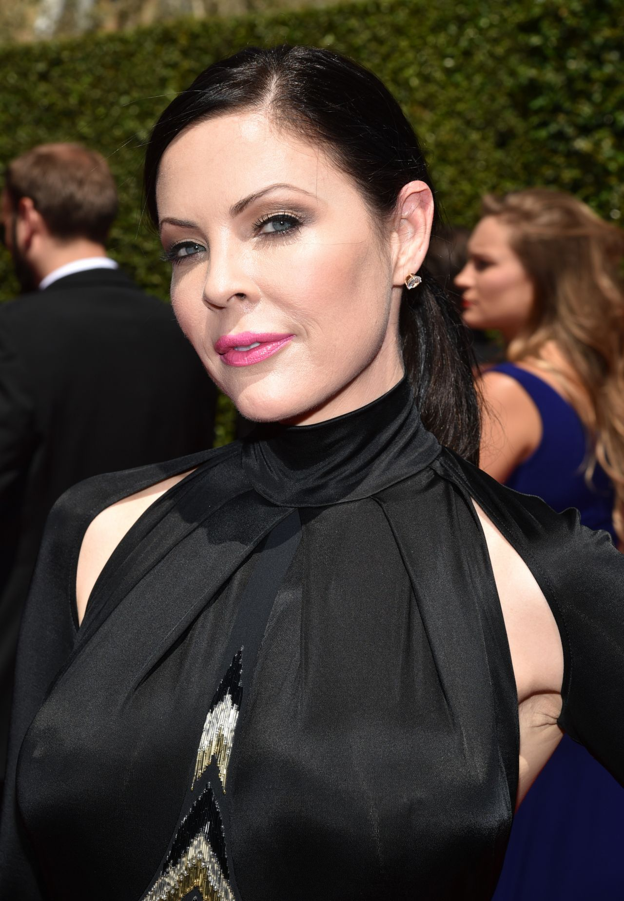 Christa Campbell - 2014 Creative Arts Emmy Awards