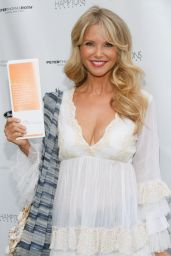 Christie Brinkley at the Celebration of The Children