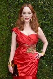 Christina Hendricks - 2014 Primetime Emmy Awards in Los Angeles