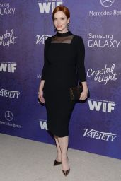 Christina Hendricks – Variety and Women in Film Emmy 2014 Nominee Celebration in West Hollywood