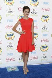 Ciara Bravo – Teen Choice Awards 2014 in Los Angeles
