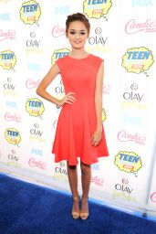 Ciara Bravo – Teen Choice Awards 2014 in Los Angeles