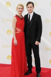 Claire Danes – 2014 Primetime Emmy Awards in Los Angeles