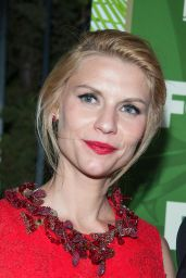 Claire Danes – FOX FX National Geographic Emmy 2014 Party in Los Angeles