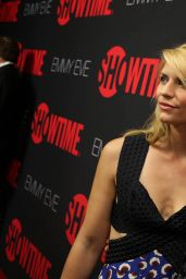 Claire Danes – Showtime's 2014 Emmy Eve Soiree in West Hollywood
