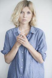 Clemence Poesy - 2014 Locarno Film Festival Jury Portraits