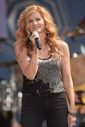 Connie Britton Appeared on Good Morning America - August 2014
