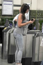 Daisy Lowe Street Style - Out in London - August 2014