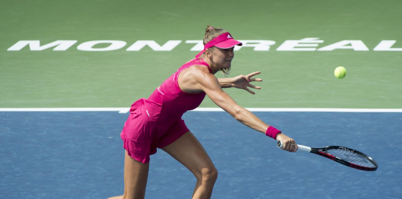 Daniela Hantuchova – Rogers Cup 2014 in Montreal, Canada – 1st Round
