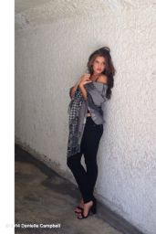Danielle Campbell – Lorenzo Photoshoot – August 2014