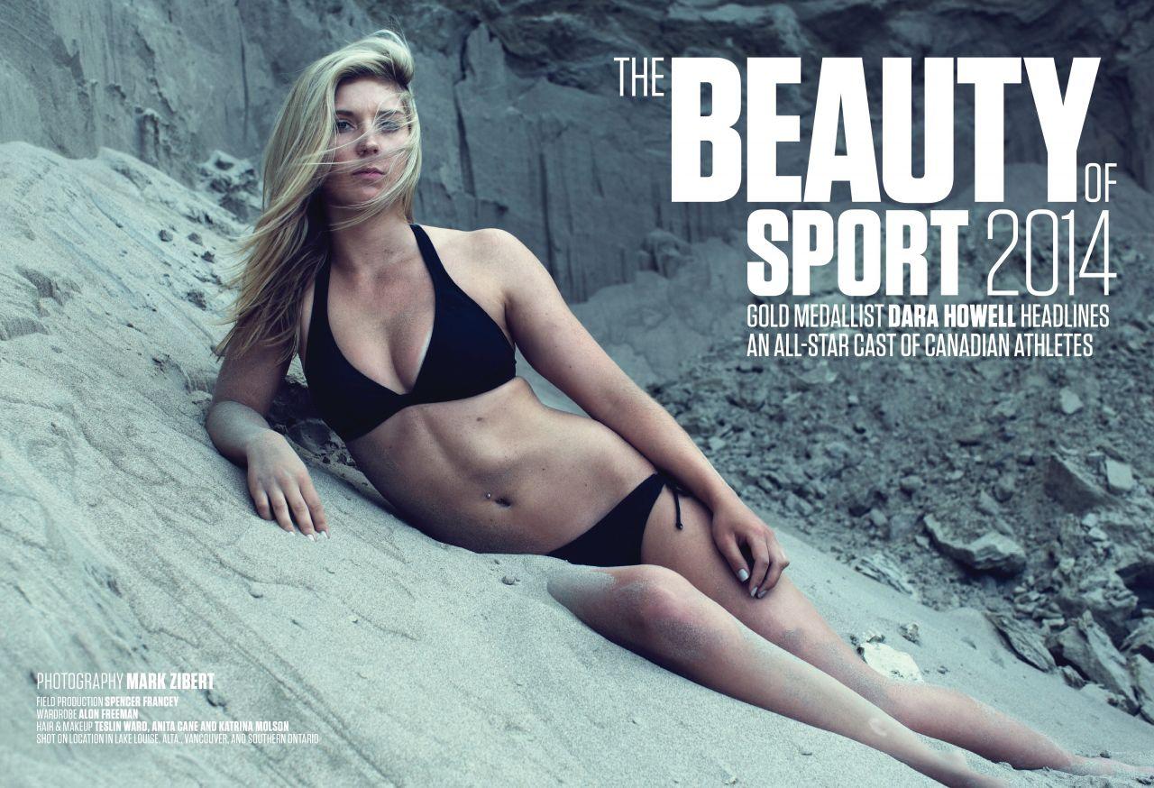 Dara Howell – Sportsnet Magazine (Canada) – August 18, 2014