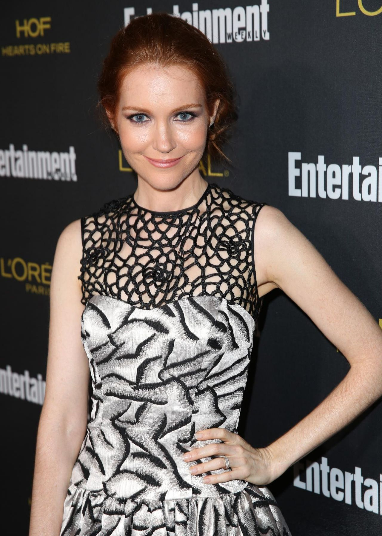 Darby Stanchfield – Entertainment Weekly's Pre-Emmy 2014 Party