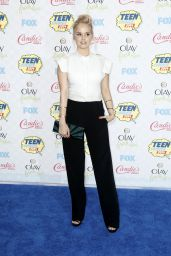 Debby Ryan – Teen Choice Awards 2014 in Los Angeles