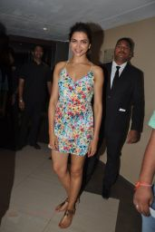 Deepika Padukone at Finding Fanny Music Launch, Mumbai - August 2014