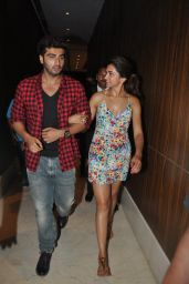Deepika Padukone at Finding Fanny Music Launch, Mumbai - August 2014