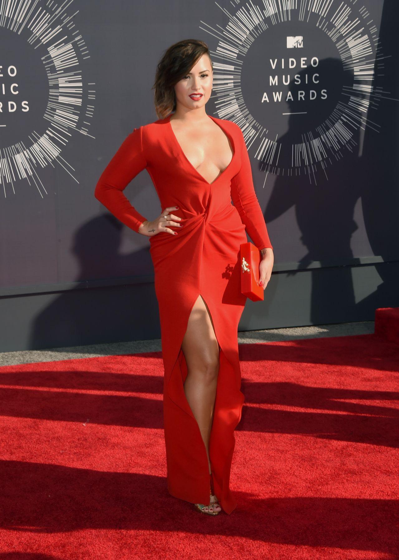 Demi Lovato - 2014 MTV Video Music Awards in Inglewood