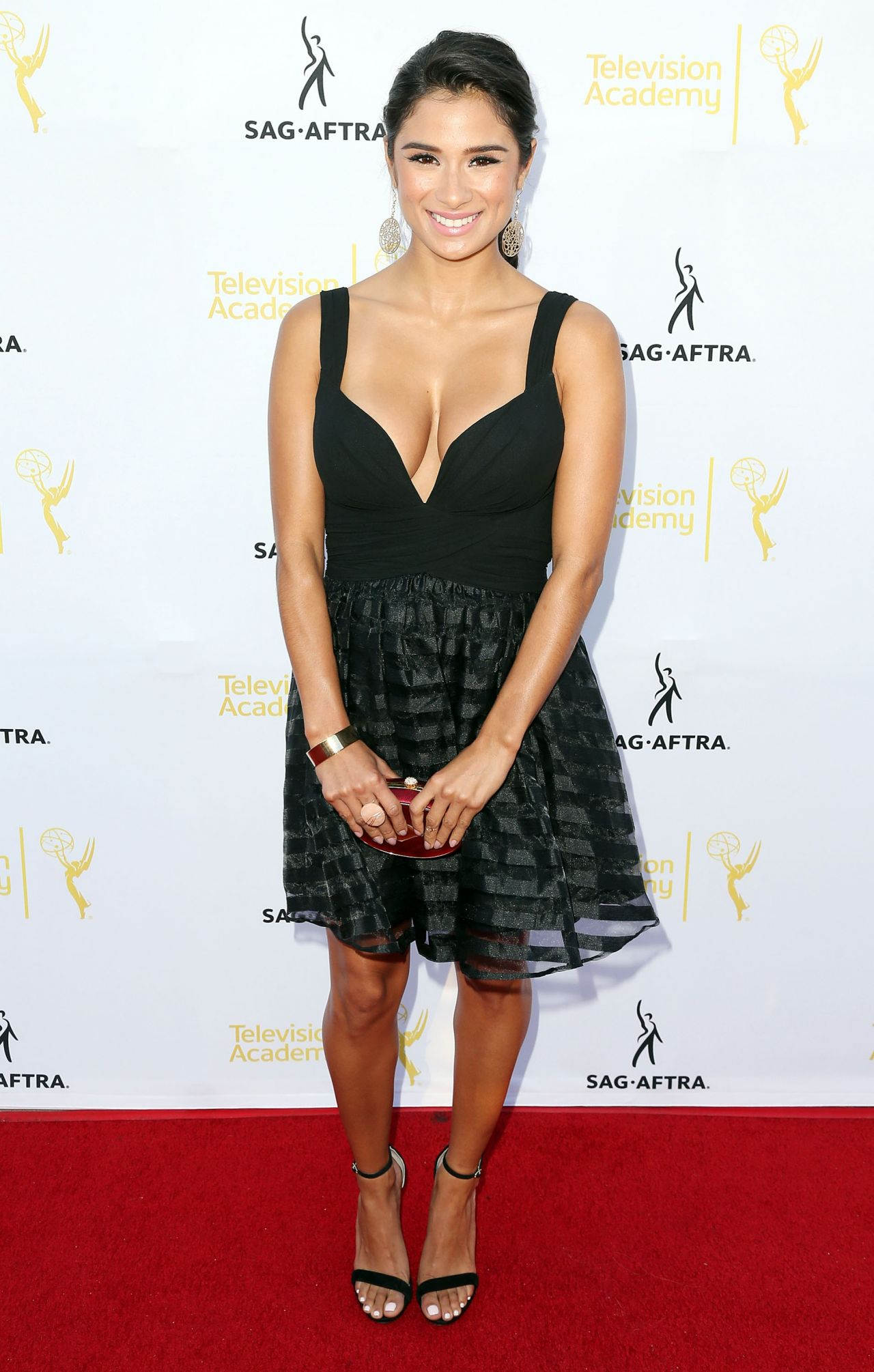 Diane Guerrero Wallpaper Diane Guerrero – Emmy Awards