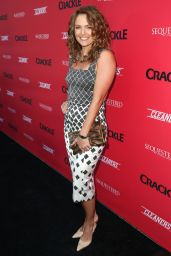 Dina Meyer - Crackle
