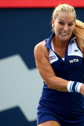 Dominika Cibulkova – Rogers Cup 2014 in Montreal, Canada – 1st Round