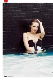 Dulce Maria - Soho Magazine (Mexico) - August 2014 Issue