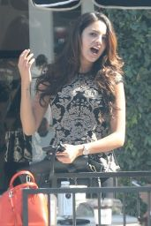 Eiza Gonzalez - Candids in Hollywood - August 2014