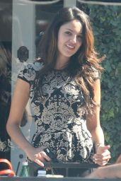 Eiza Gonzalez - Candids in Hollywood - August 2014