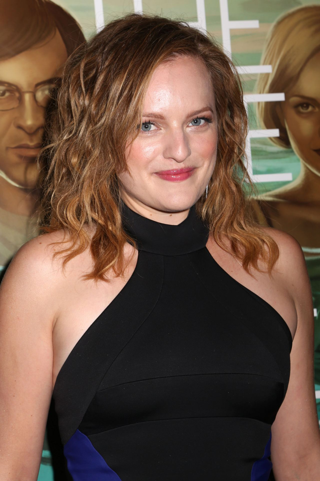 Elisabeth Moss The One I Love Screening In New York City