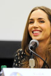 Eliza Dushku at Wizard World in Philadelphia - June 2014