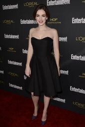 Elizabeth Henstridge – Entertainment Weekly's Pre-Emmy 2014 Party in West Hollywood