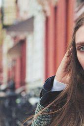 Elizabeth Olsen - Photoshoot & Cover for Numero Magazine (Tokyo) - September 2014