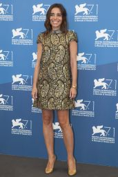 Elodie Bouchez - 'Reality' Premiere and Photocall - 71st Venice Film Festival