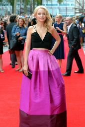 Emily Berrington – 'The Inbetweeners 2′ Premiere in London