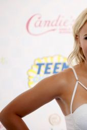 Emily Osment – Teen Choice Awards 2014 in Los Angeles