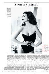 Emily Ratajkowski - Vanity Fair Magazine September 2014