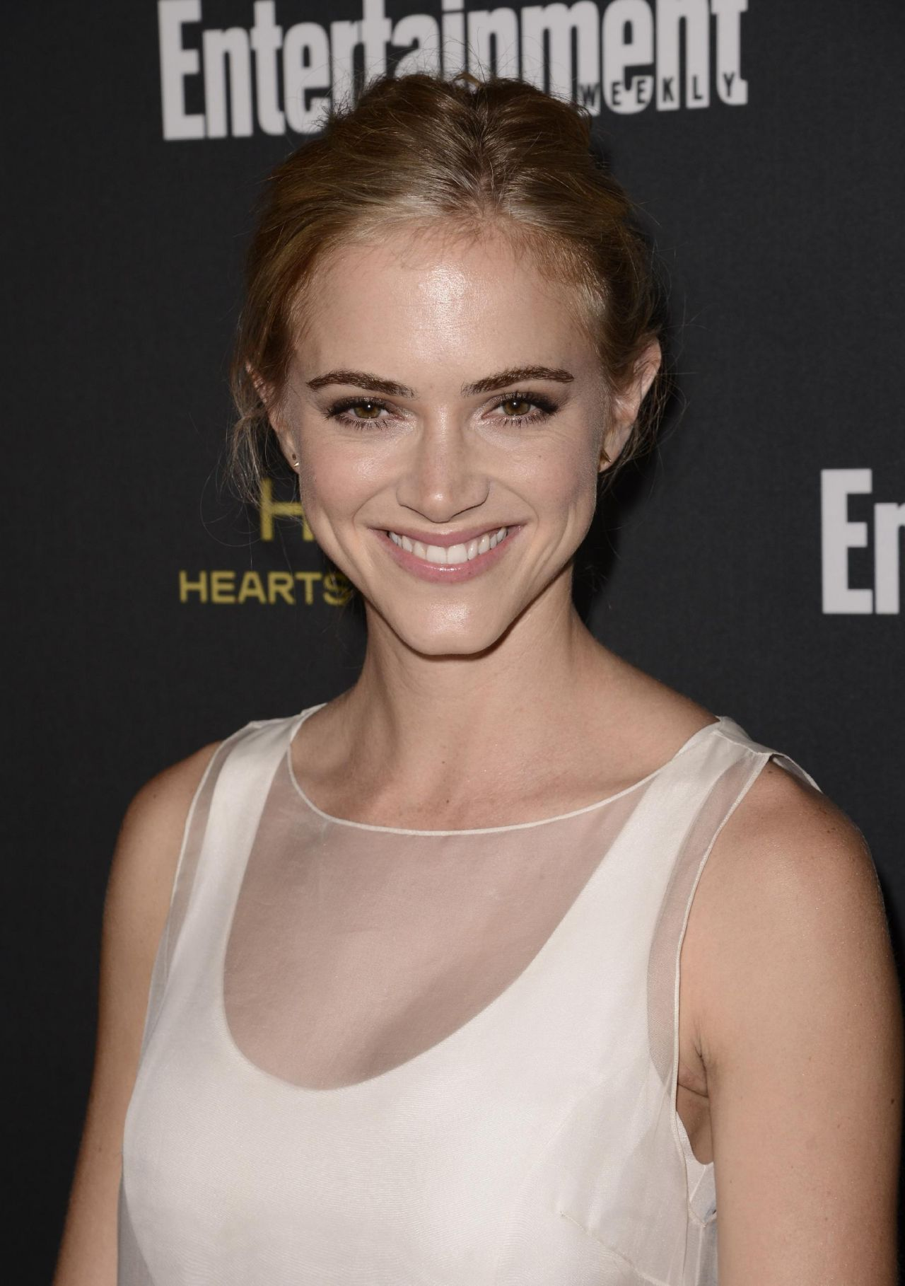 Emily Wickersham – Entertainment Weekly's Pre-Emmy 2014 Party