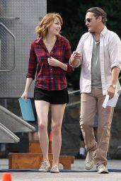 Emma Stone - Woody Allen