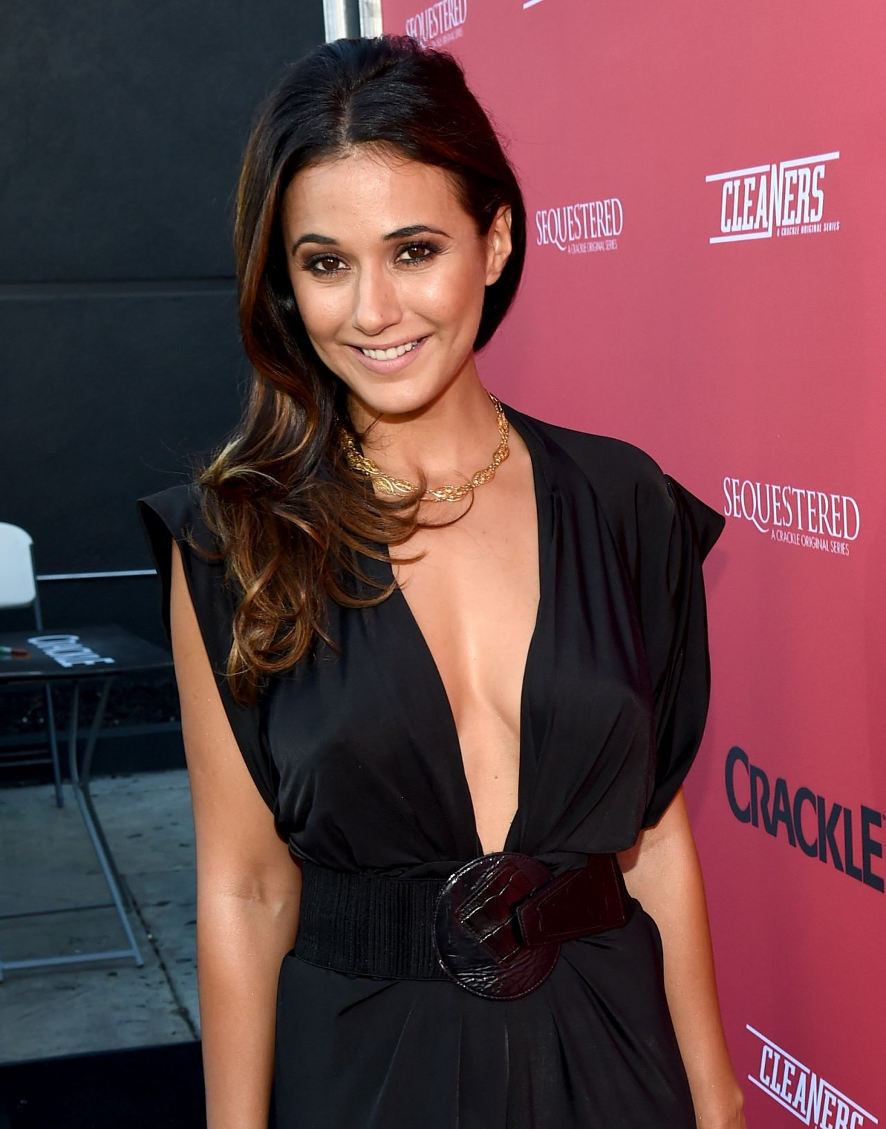 Emmanuelle chriqui in the mix