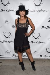 Emmanuelle Chriqui – For Love and Lemons 2014 SKIVVIES Party in Los Angeles