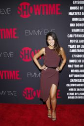 Emmanuelle Chriqui - Showtime 2014 Emmy Eve Soiree in West Hollywood