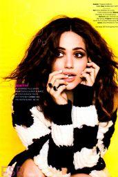 Emmy Rossum - Cosmopolitan Magazine October 2014 Issue
