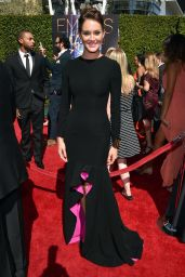 Erinn Hayes - 2014Creative Arts Emmy Awards