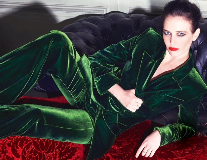 Eva Green - Porter Magazine Fall 2014 Issue
