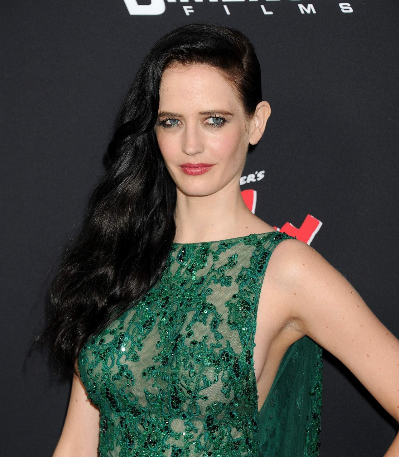 Eva Green – 'Sin City A Dame To Kill For' Premiere in Los Angeles