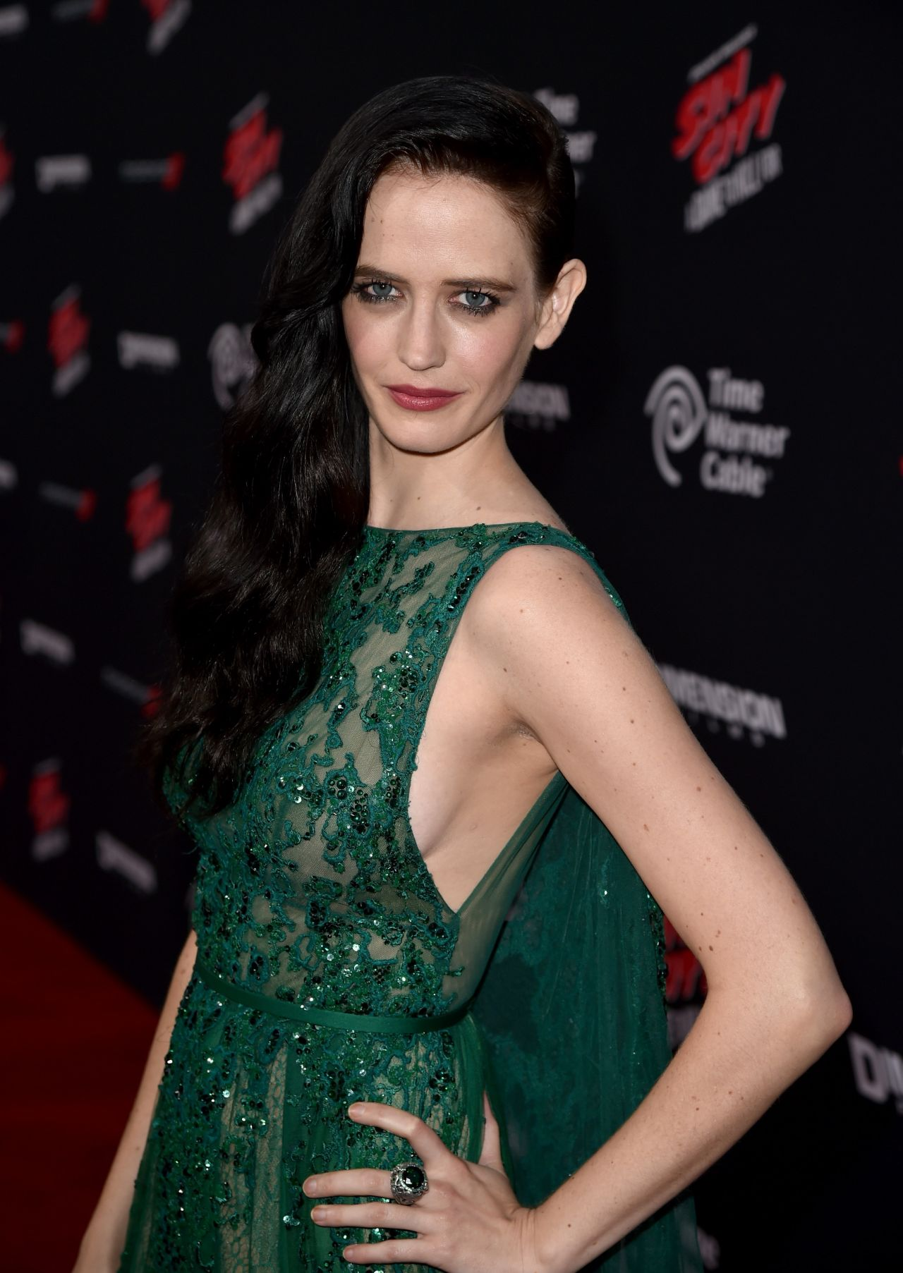 Eva Green – 'Sin City A Dame To Kill For' Premiere in Los ... Eva Green