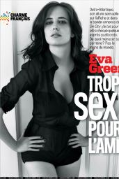 Eva Green - VSD N 1928 Magazine (France) - August 2014