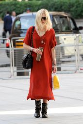 Fearne Cotton - BBC Radio 1 Studios in London - July 2014