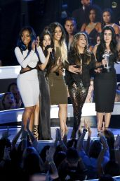 Fifth Harmony – 2014 MTV Video Music Awards in Inglewood