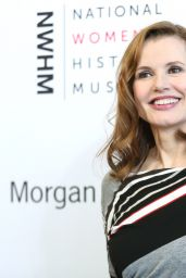 Geena Davis - 2014 Women Making History Brunch