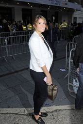 Gemma Arterton - Kate Bush Concert at Eventim Apollo in London